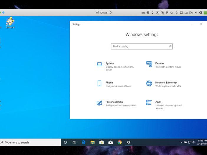 Is Parallels nog steeds de beste manier om Windows op een Mac te gebruiken in 2019?