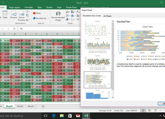 Top 10 tips voor Excel 2016