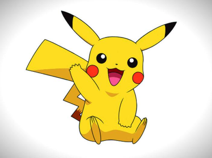 Pokemon Go: Pikachu vangen