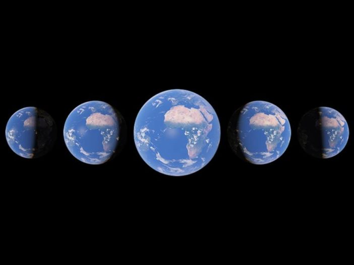Met de nieuwste update van Google Earth kunt u de tijd terugdraaien op de wereld; Hier is hoe