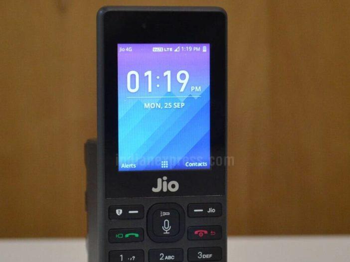 Jio om 300 minuten gratis uitgaande oproepen te bieden aan JioPhone-gebruikers, die zich geen herlading kunnen veroorloven