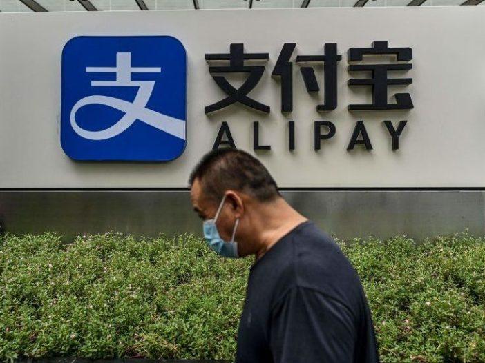 Alibaba dia's over rapport China is van plan om betalingsapp op te splitsen